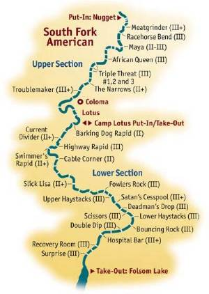 whitewater river map
