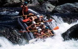 Middle Fork American River Rafting > Mile-by-Mile