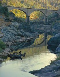Protect California's American River Canyons